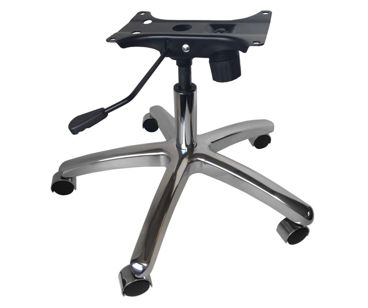 28 Premium Chrome Chair Base Kit W Tilt Mechanism Office Chair Base Chrome Chair Office Chair