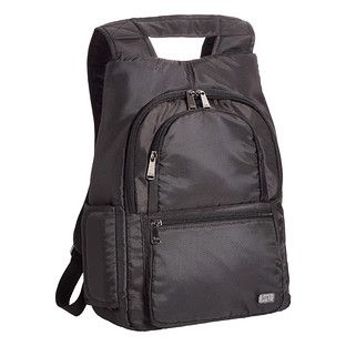 Lug Black Hatchback Mini Backpack  d1cabfc838277