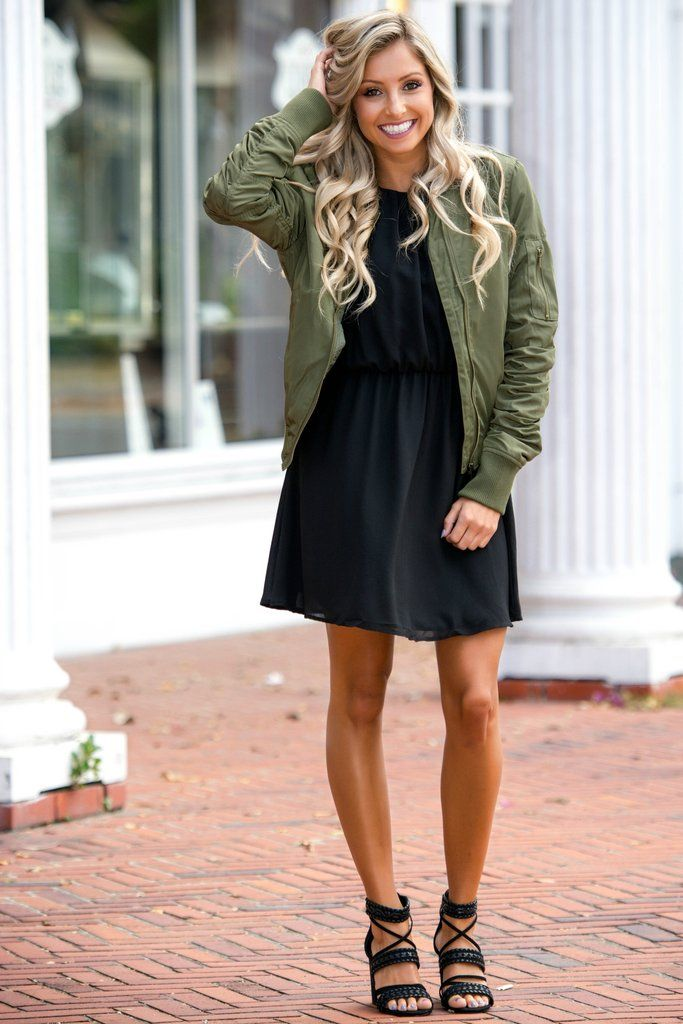 ff9b8413fd21 Olive Green Bomber Jacket Shop Simply Me Boutique Shop SMB – Simply Me  Boutique