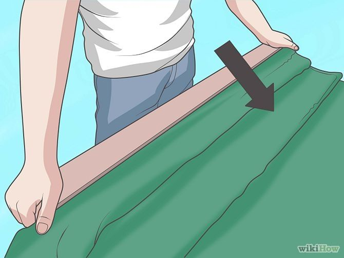 How To Rack A Pool Table 10 Steps With Pictures Wikihow >> Felt A Pool Table Billiards Pool Diy Pool Table Pool Table