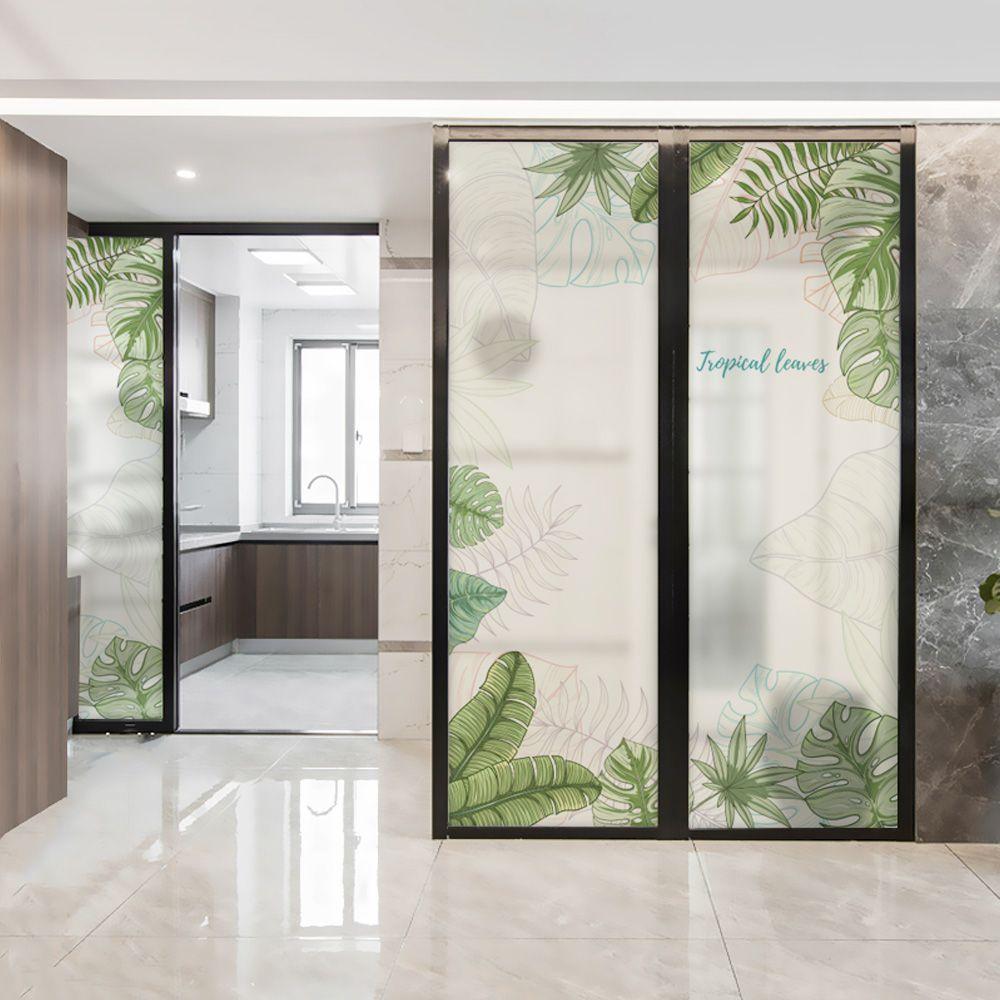 Decorative Glass Film For Living Room Glass Partition Designs Partition Design Glass Partition