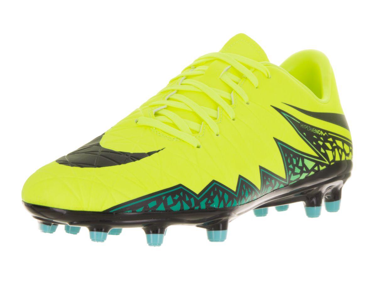 nike mens hypervenom phelon ii fg soccer cleat review