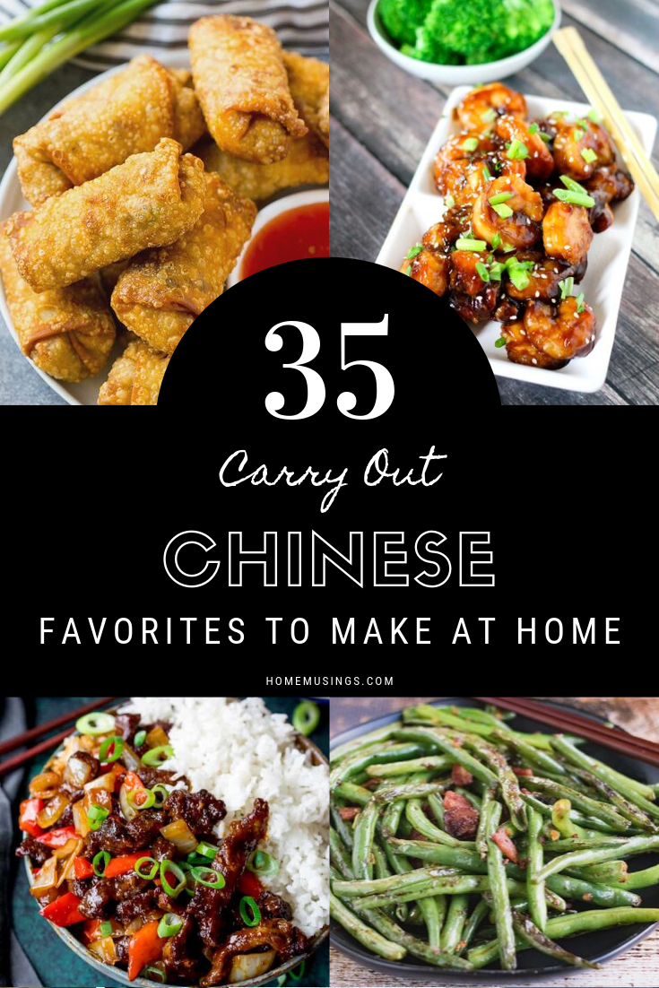 Now You Can Have All Of Your Favorite Chinese Dishes Without The Trip To The Restaurant Or The Delivery Fee In 2020 Easy Chinese Recipes Asian Recipes Chinese Cooking