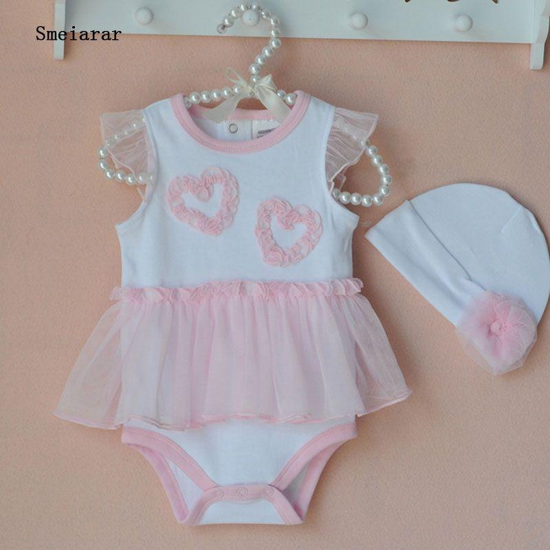 Smeiarar Baby Girl Clothes Dress Boy Vestido Infantil Newborn Romper Rompers Born Cheap-clothes-china Jumpsuit Recem Nascido