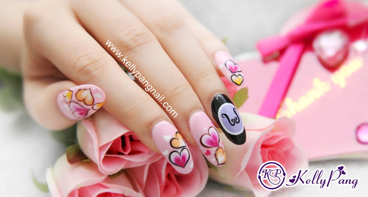 Perfect Kelly Pang Nails Picture Collection - Nail Art Ideas ...