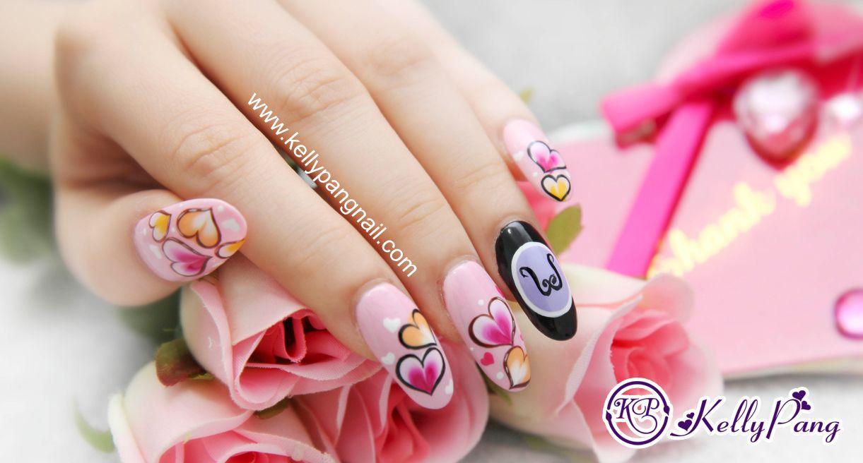 Beautiful Kelly Pang Nails Photos - Nail Art Ideas - morihati.com