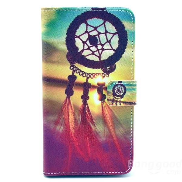 Dream Catcher TPU Leather Protective Case For Samsung NOTE 3 N9000