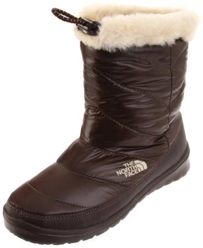 777e1cc2f80 North Face Skylla WP Winter Boots Brown Womens The North Face.  51.99