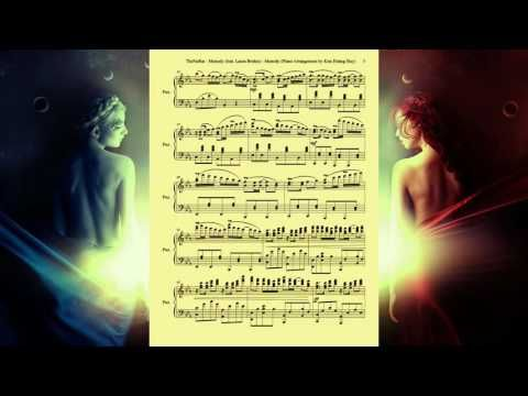 monody sheet music