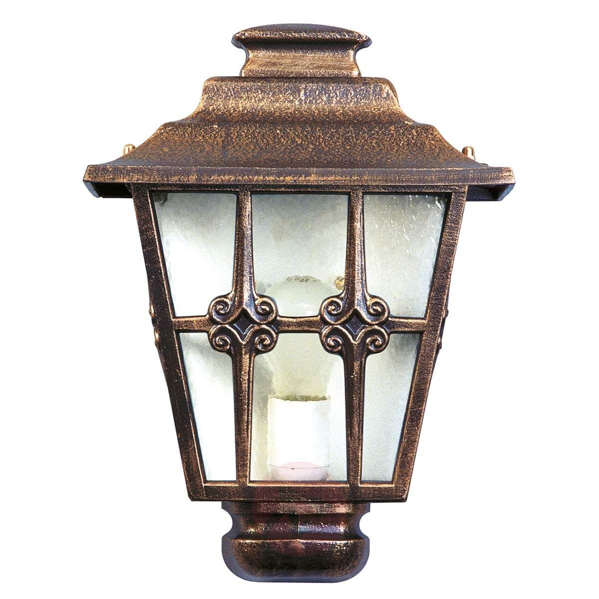 Interesująca Zewnętrzna Lampa ścienna 766 B Lampy Wiszące