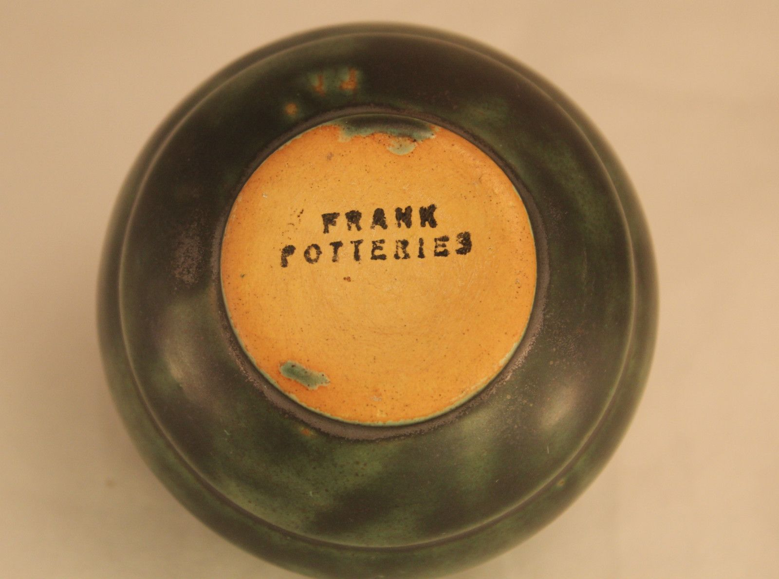 Frank potteries dating your pottery