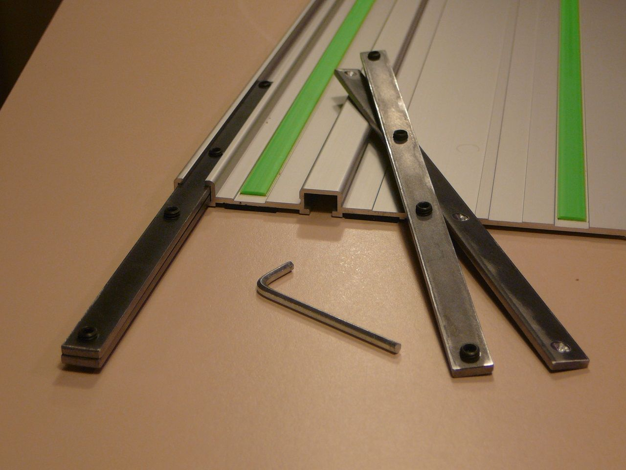 4 Homemade Guide Rail Connectors Not Your Typical Ones