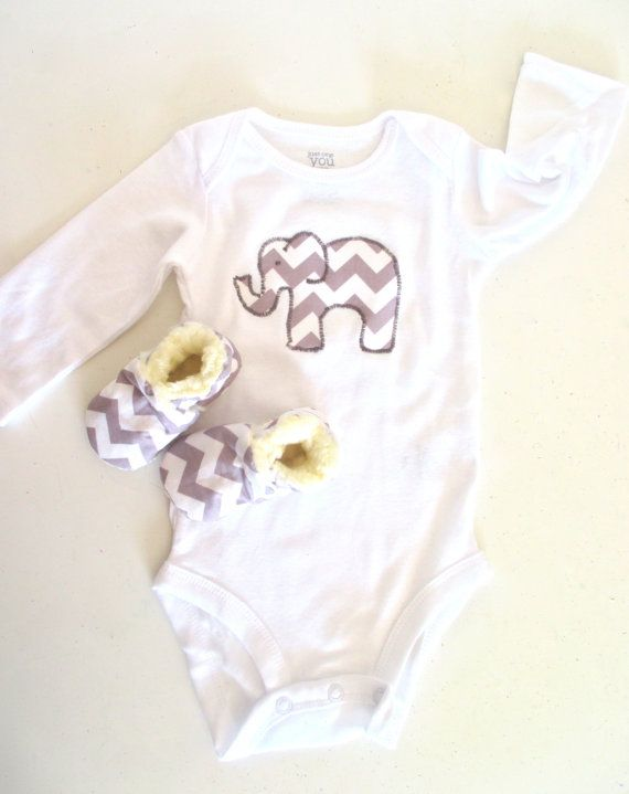 Grey chevron elephant baby gift set by jengalaxy on etsy babies grey chevron elephant baby gift set by jengalaxy on etsy negle Images