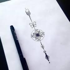 Bildergebnis für tattoo flecha