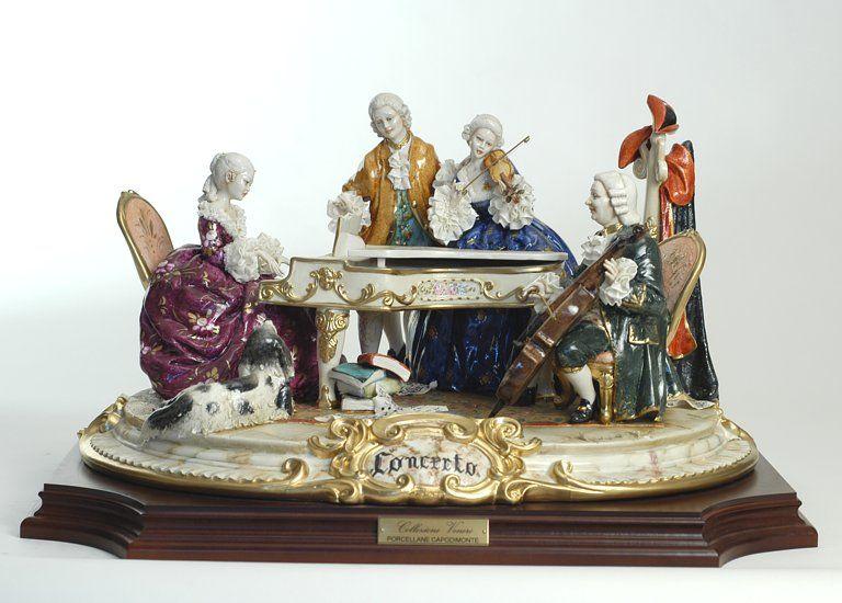 Ceramics venere porcellane d arte porcellane capodimonte