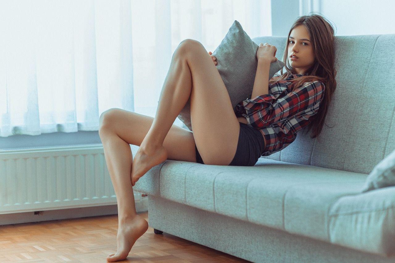 Porn petite girl ass short shorts