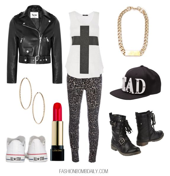 The Fashion Bomb Blog /// Fall 2012 Tomboy Sporty Chic | Wear It | Pinterest | Sporty Chic ...