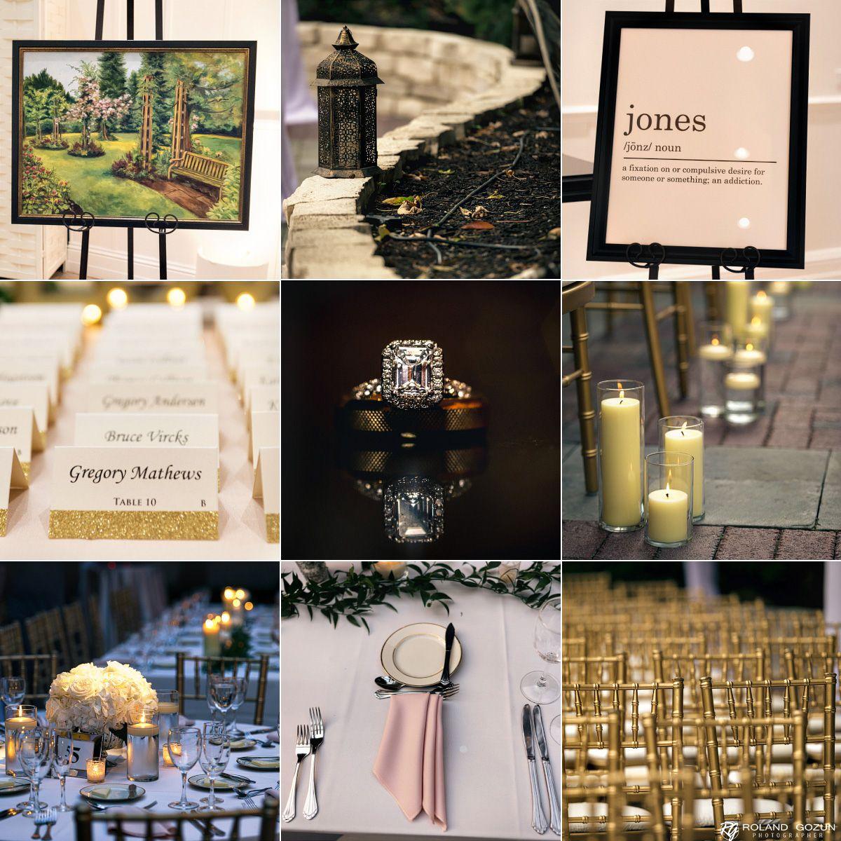 Nicole Nick Chicago Illuminating Company Wedding Photographers Wedding Mood Board Wedding Wedding Details