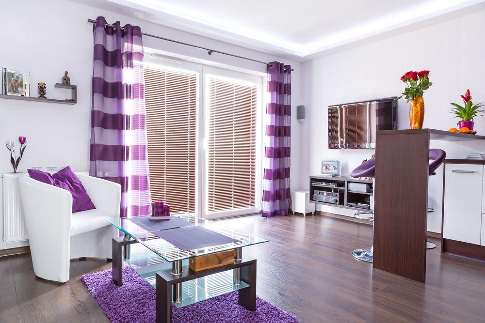 صور غرف نوم موف احلي غرف عرسان بنفسجي مودرن 2 Modern White Living Room Purple Room Decor Home Decor
