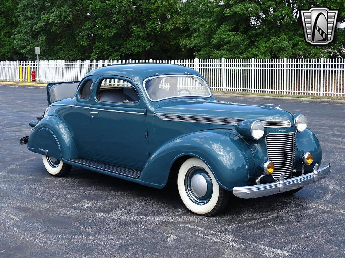 1937 Chrysler Imperial Coupe Chrysler imperial, Classic