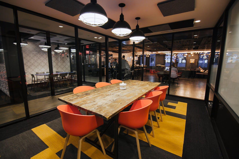 Coworking office space in chicago wework west loop