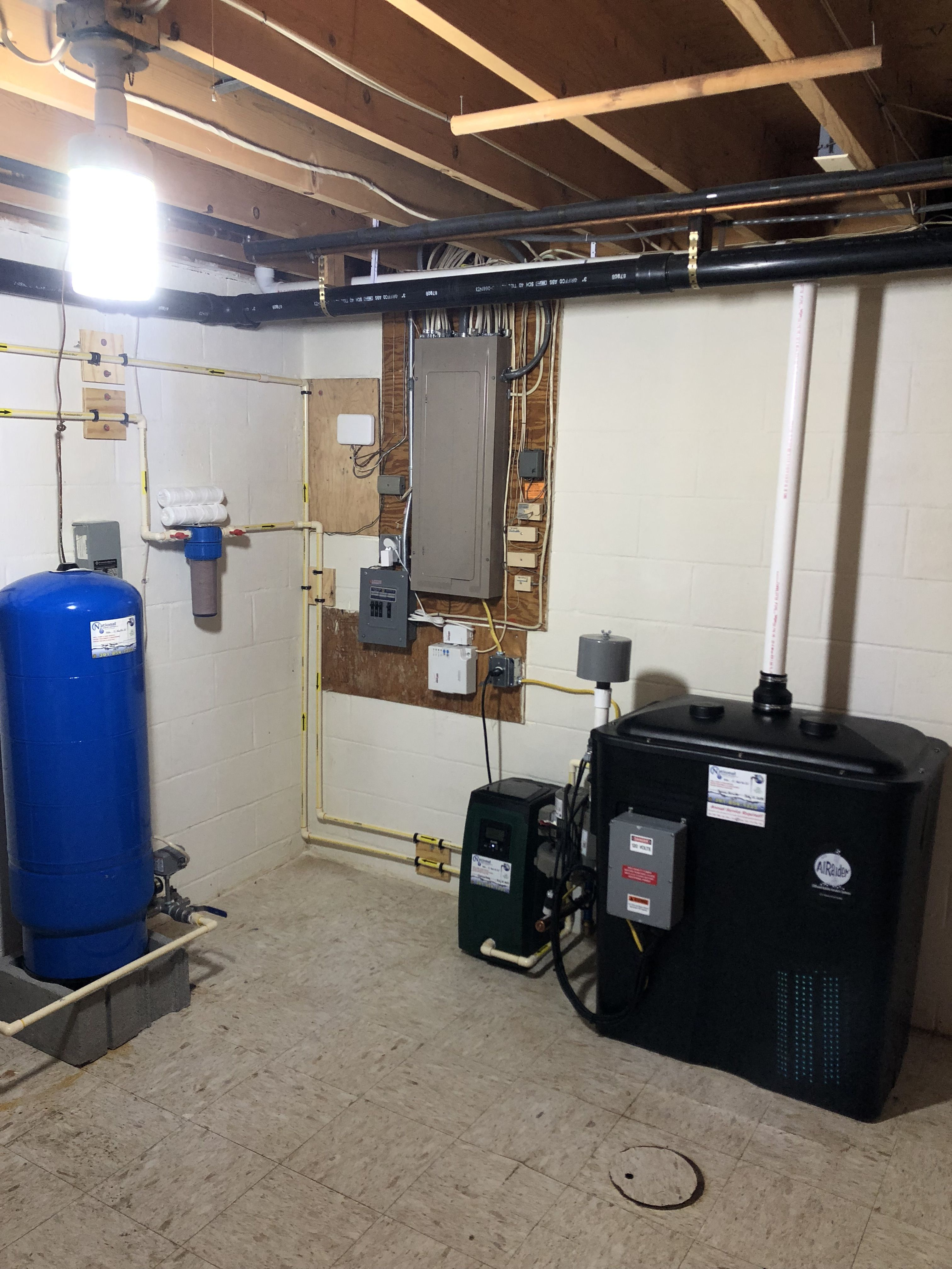 Home Water Treatment Groundwater Water Softener