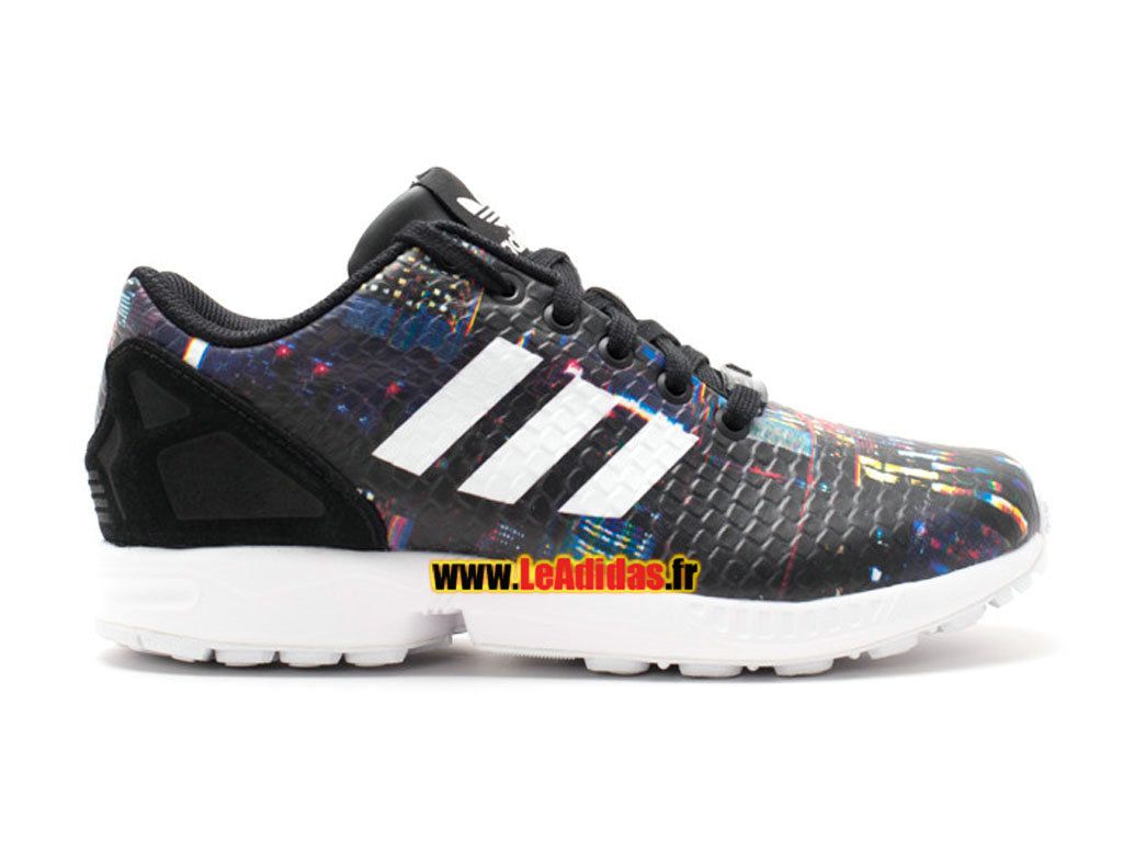 promo code e7dc5 7413f Adidas Originals ZX Flux - Chaussure Adidar Running Pas Cher Pour  Homme Femme…