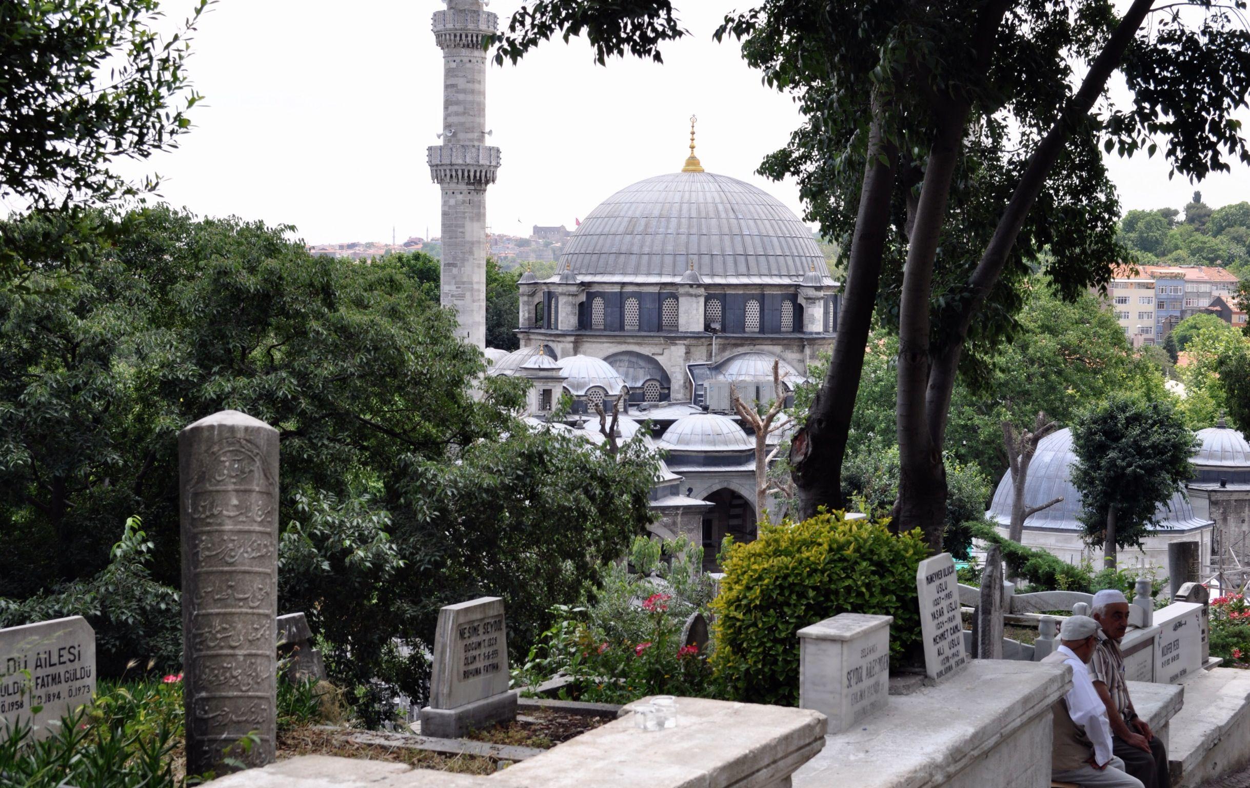 Cementerio de eyup.