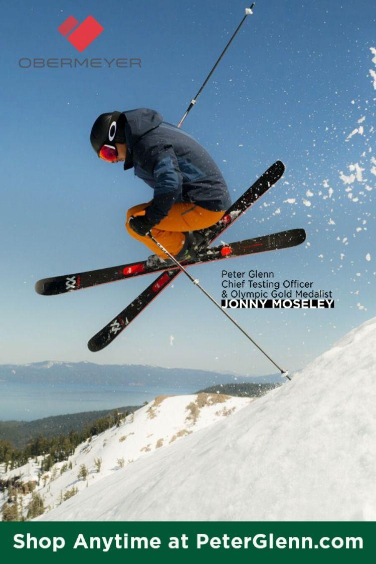 Jonny Moseley Reviews Snowboarding style, Ski gear, Ski