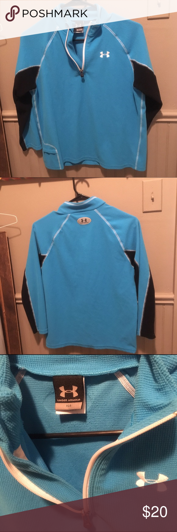 New Under Armour Youth Large Under Armour  Youth Large  Nwot Under Armour Jackets & Coats