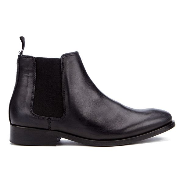 PS by Paul Smith Black Pointed Chelsea Boots AbUoYiPO