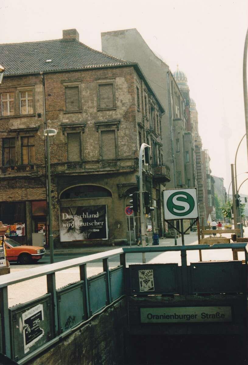 Stadtspaziergang Mit Heinz Gindullis Mitte Ist So Anders