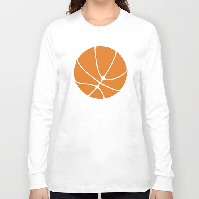 Buy Hoop Dreams Long Sleeve T-shirt by grandeduc. Worldwide shipping available at Society6.com. Just one of millions of high quality products available.