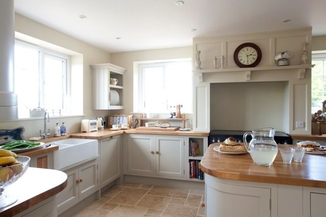 Affordable Kitchen Design Real Homes Article  Handmade Affordable Kitchens For London And