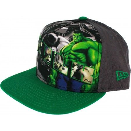Incredible-Hulk-Hero-Post-Snapback-Cap-30.jpg 450×450 pixels