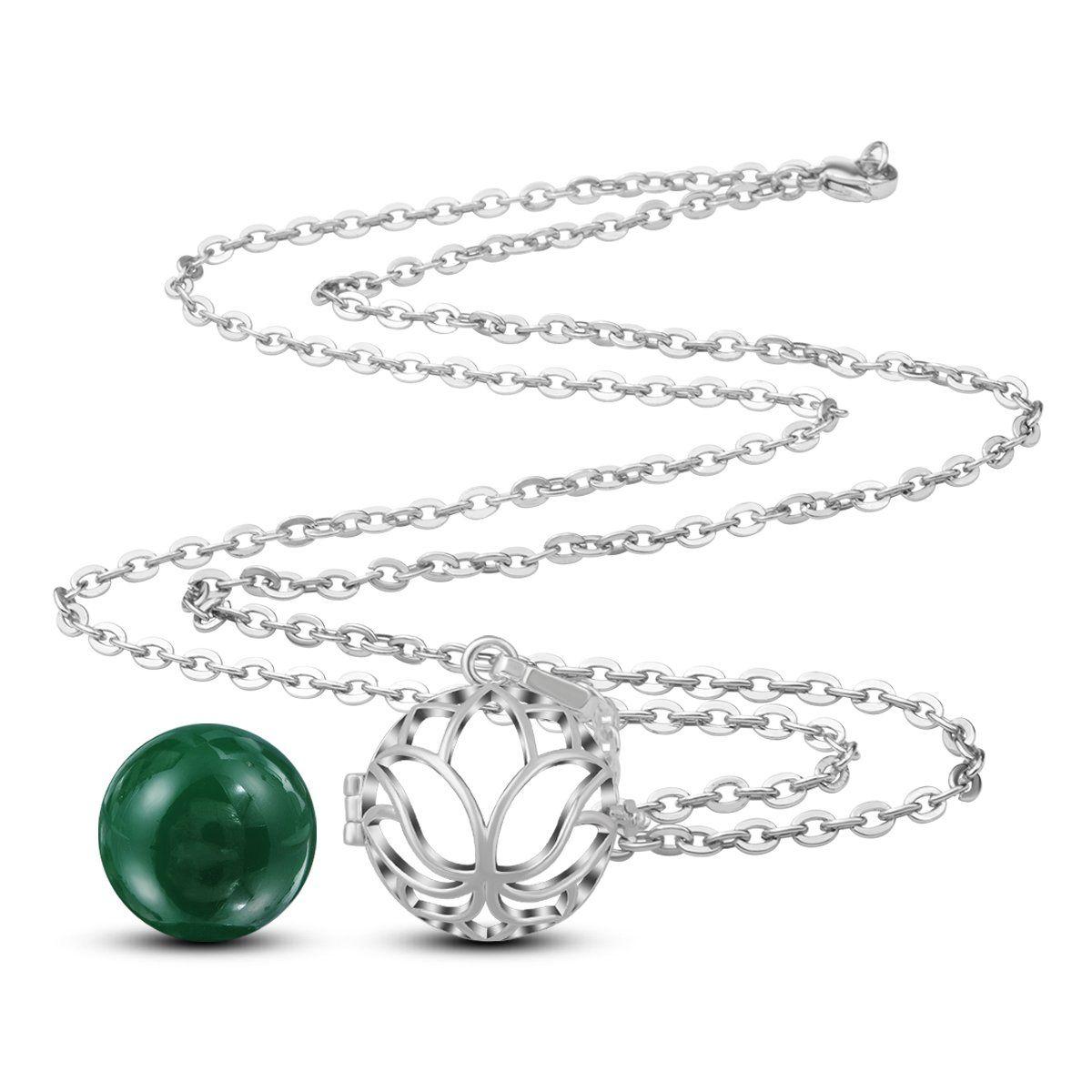 lotus flower necklace amazon