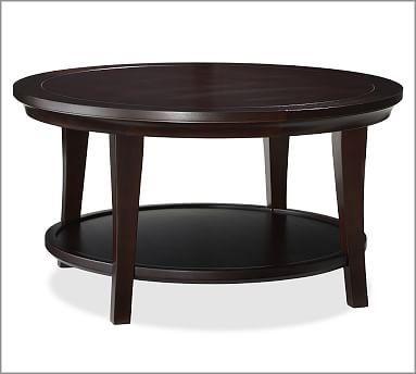 Metropolitan Round Coffee Table Round Coffee Table