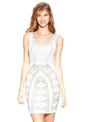 ARK & CO. Sleeveless Fitted Dress #ideeli