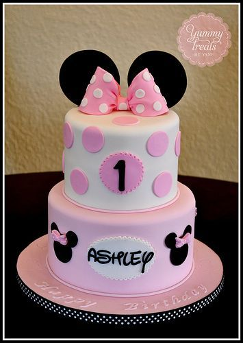 Ideas para fiesta de minnie mouse rosa y negro  9bb99e6d30c