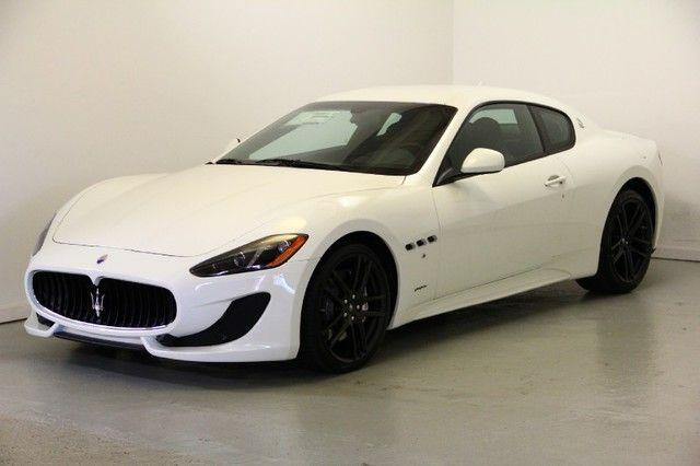 Featured Inventory New 2015 Maserati Granturismo Sport Coupe In Seattle Maserati Granturismo Maserati Luxury Cars For Sale