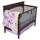 Sumersault Jenny 10pc Nursery Crib Bedding Set for Girl Pink NEW Fast FREE Ship