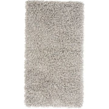 Tapis Shaggy Cubic Gris Galet N 5 115x60 Cm Chambre Shabby