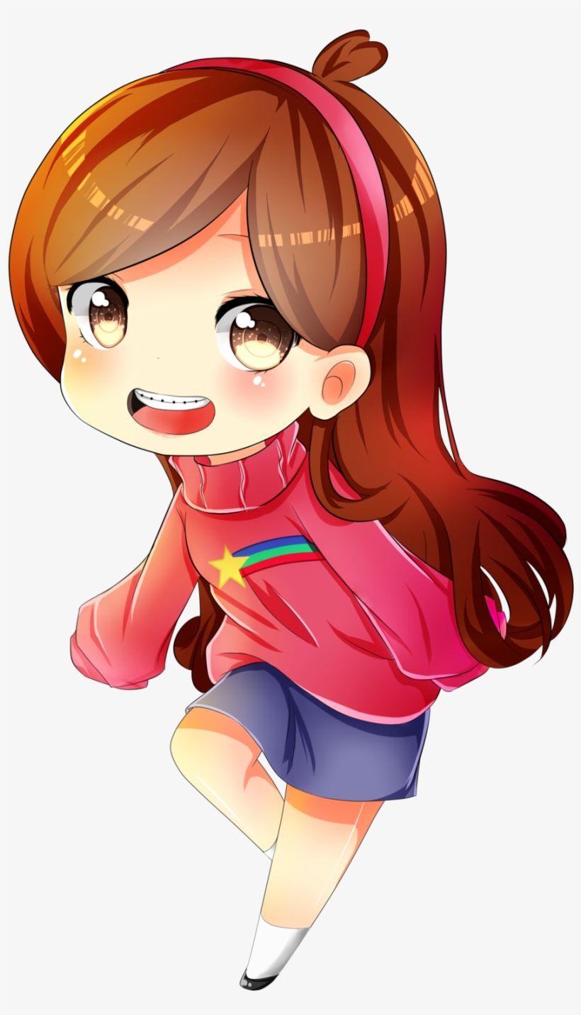 Chibi Mabel Gravity Falls Anime Gravity Falls Fan Art Gravity