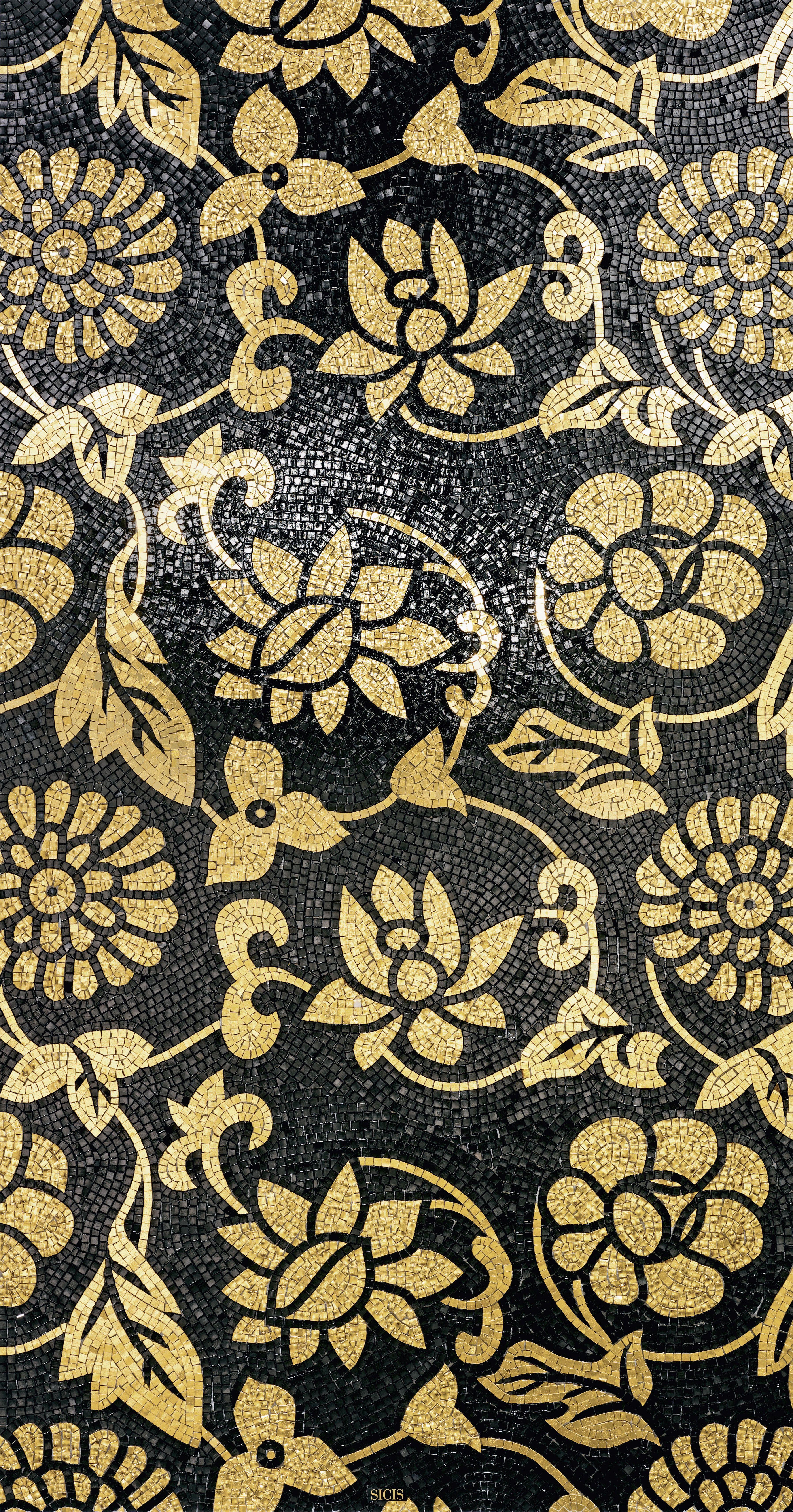 New Ravenna Tile >> Orientale collection by Sicis #mosaic   mosaics   Mosaic