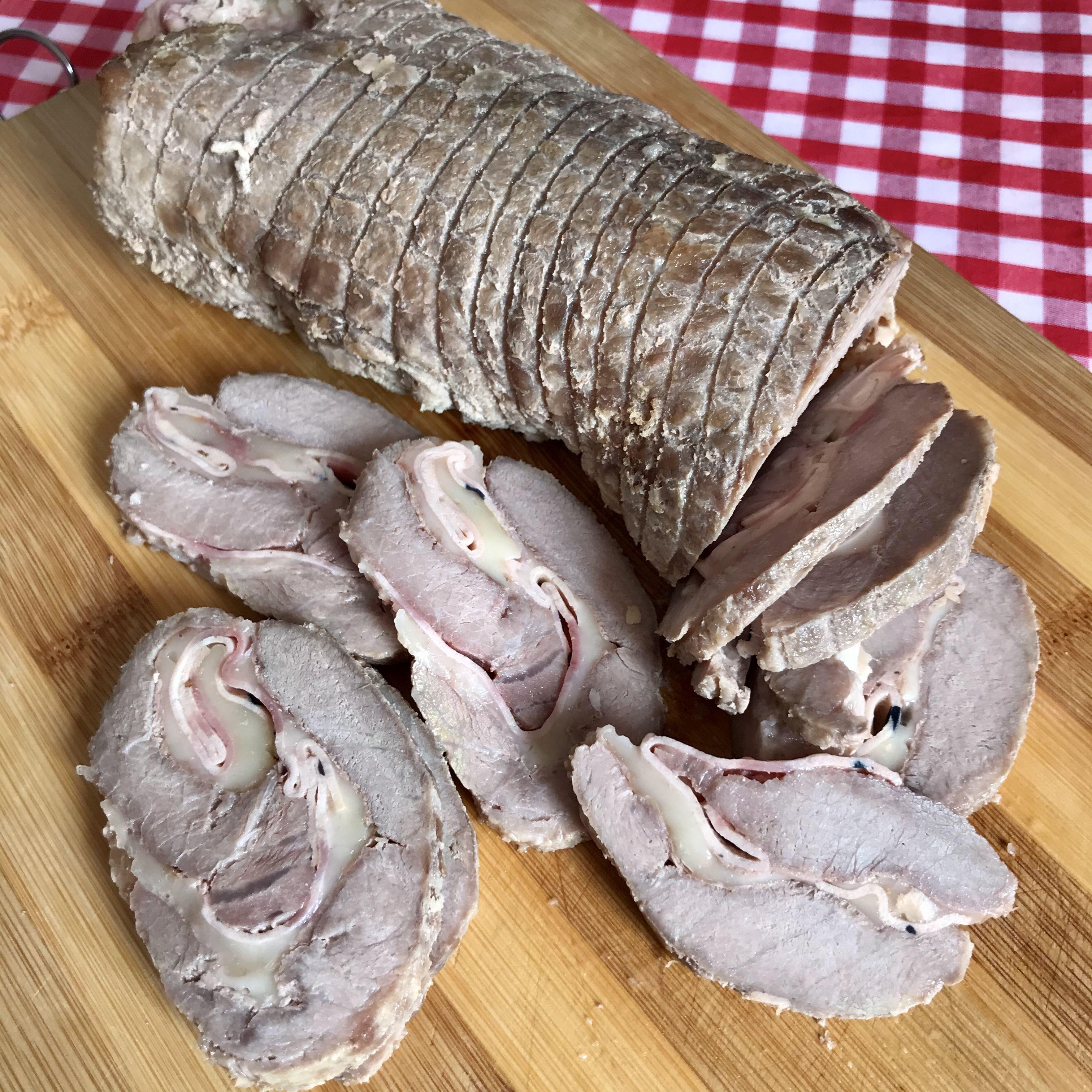 Fiambre De Lomo Ibérico Fiambres Recetas Con Carne Recetas