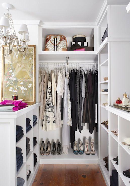 Merveilleux Stylish Minimalist Closet Design Ideas