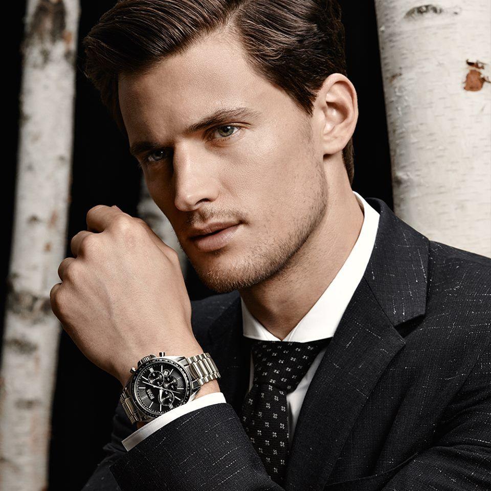 El otoño se mide en los Hugo Boss Watches. en loff.it