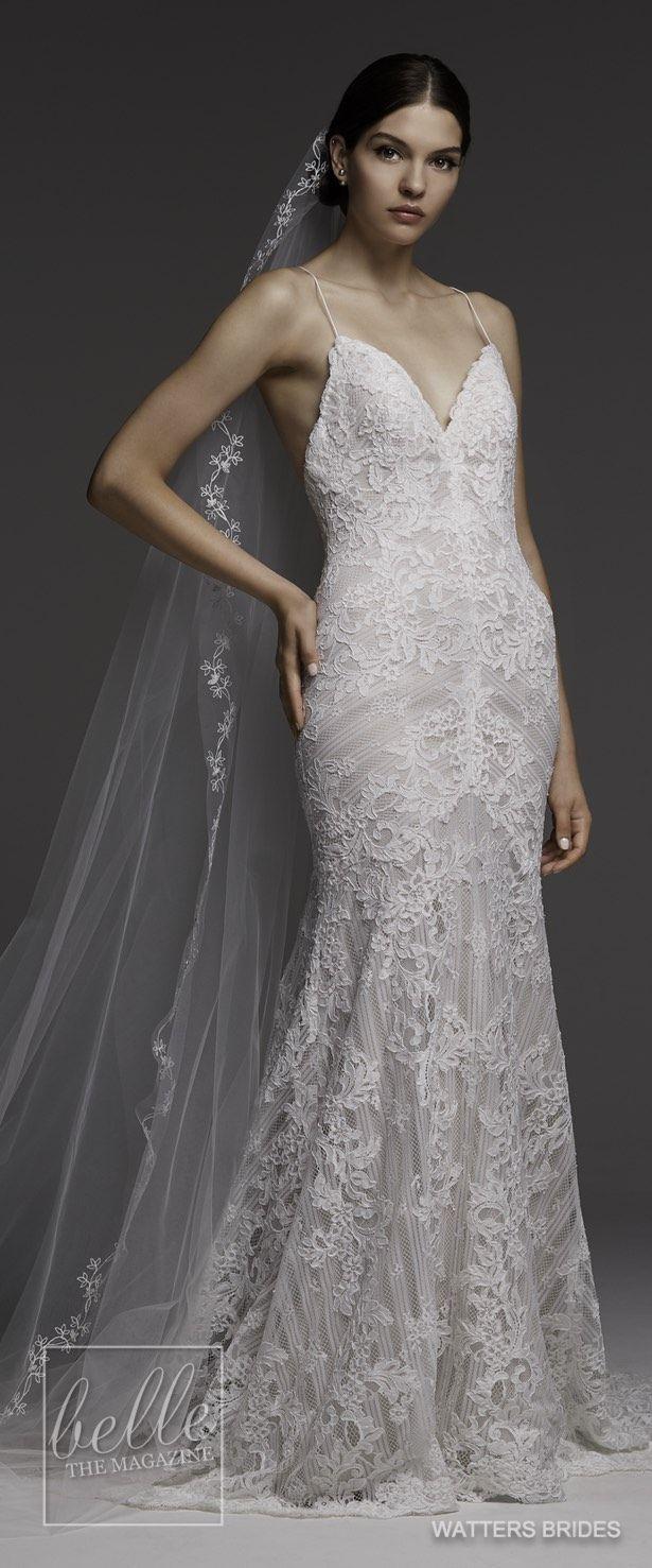 Wedding dresses by watters brides spring wedding dresses