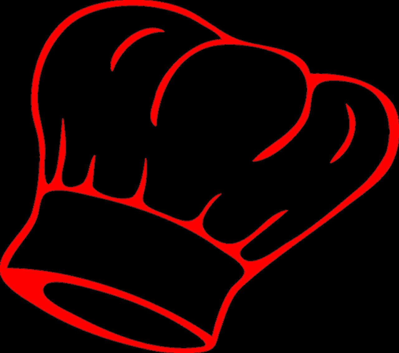 Imagen gratis en Pixabay - Del Gorro De Cocinero, Cocinero | lo ...