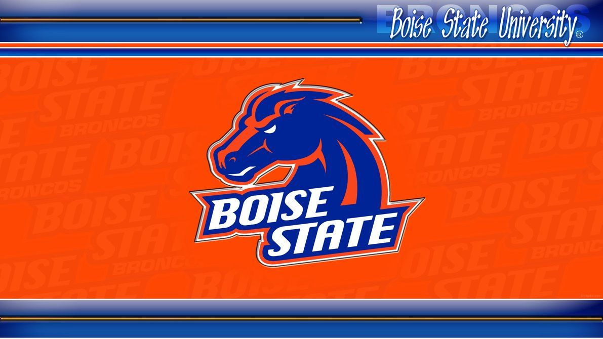 Boise State Wallpapers Free Boise State Broncos Wallpaper By Bry5012 On Deviantart Boise State Broncos Boise State Broncos Wallpaper